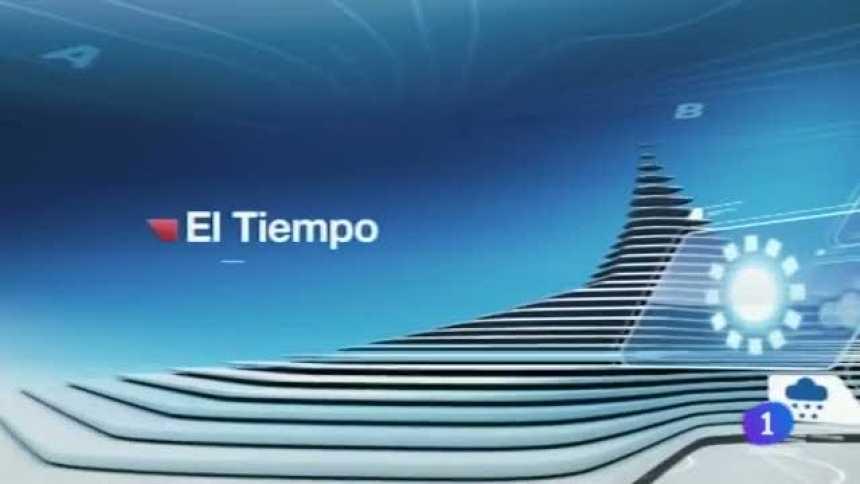El Tiempo en Castilla-La Mancha - 27/04/17