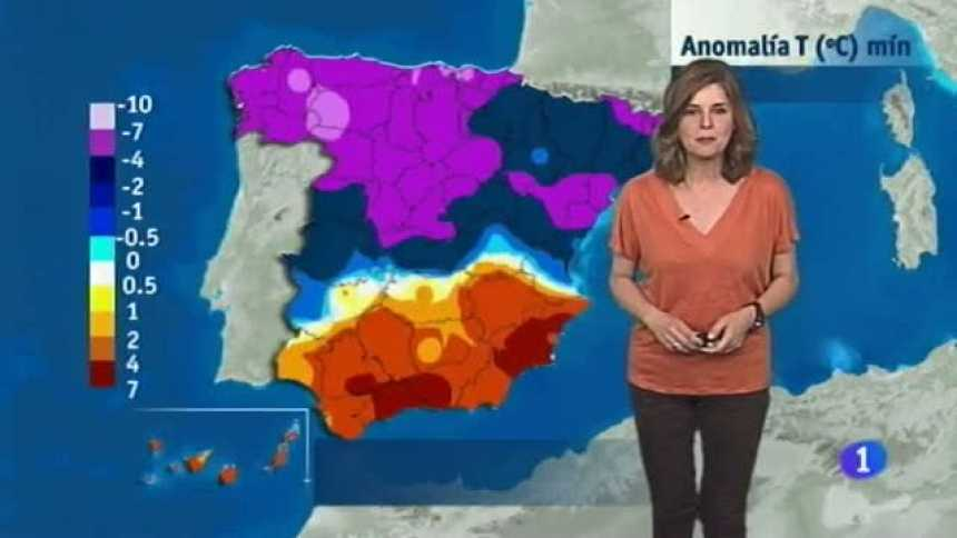 El tiempo en Aragón - 27/04/2017