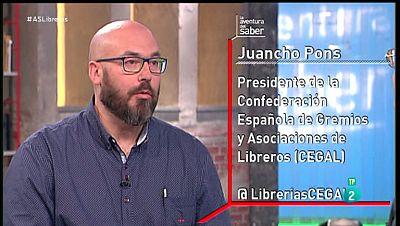 La Aventura del Saber. TVE. Juancho Pons