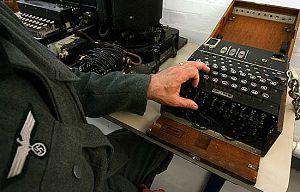 Enigma, máquinas secretas de guerra