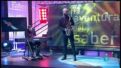 La Aventura del Saber. TVE.  'Nascinlansky dúo'