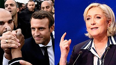 Elecciones en Francia 2017 - Las encuestas siguen dando como favorito a Macron frente a Marine Le Pen