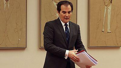 Antonio Nieto afirma que la reunión con el hermano de Ignacio González fue protocolaria
