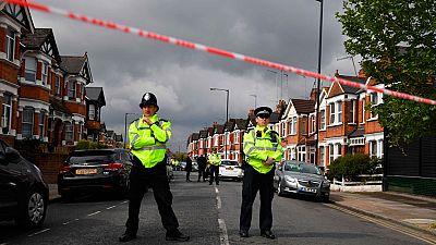 Operación antiterrorista de las fuerzas de seguridad británicas en Kent