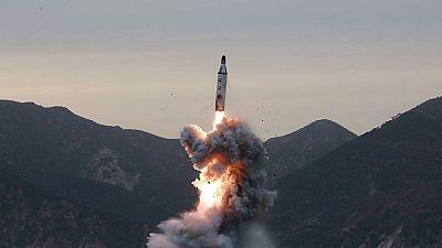 El lanzamiento del último misil norcoreano no ha sido precisamente un éxito