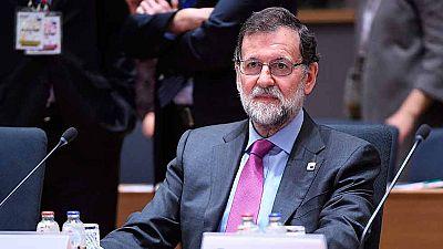 """Rajoy a Puigdemont: """"No puedo ceder a su pretensión"""""""