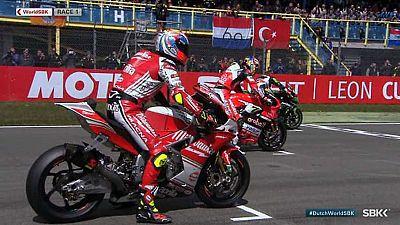 Motociclismo - Campeonato del Mundo Superbike. WSBK 1ª carrera prueba Holanda - ver ahora
