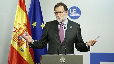 Rajoy valora el gesto del PNV pero quiere más