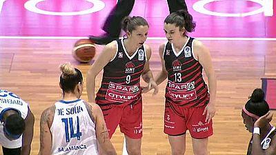 Baloncesto - Liga española femenina. Play Off Final: Spar Citylift Girona - Perfumerías Avenida - ver ahora