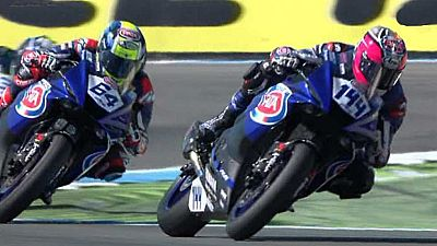 Motociclismo - Campeonato del Mundo Superbike. Supersport prueba Holanda - ver ahora