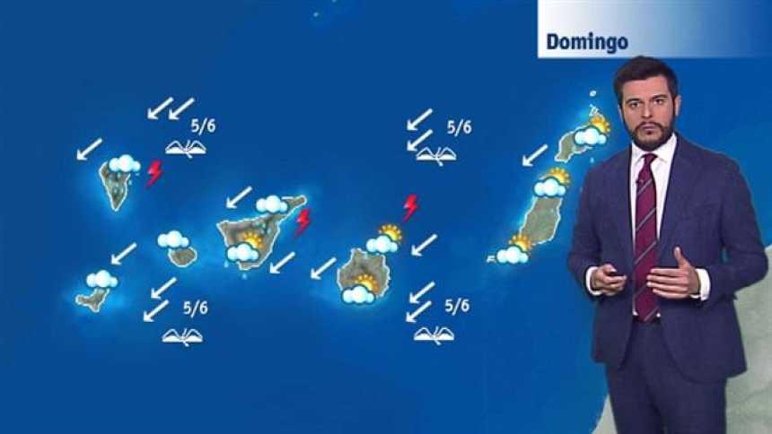 El tiempo en Canarias - 30/04/2017