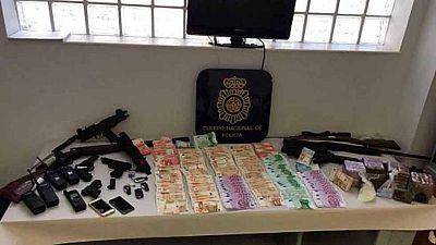 La Policía Nacional ha detenido a 30 miembros de Los Castañas