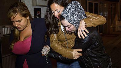 Las dos chicas retenidas en Estambul descansan ya en Málaga