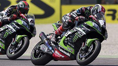 Motociclismo - Campeonato del Mundo Superbike. WSBK 2ª carrera prueba Holanda - ver ahora