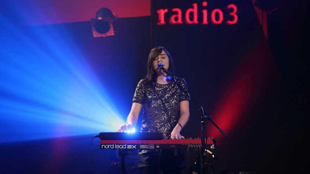Los conciertos de Radio 3 - Carla - ver ahora