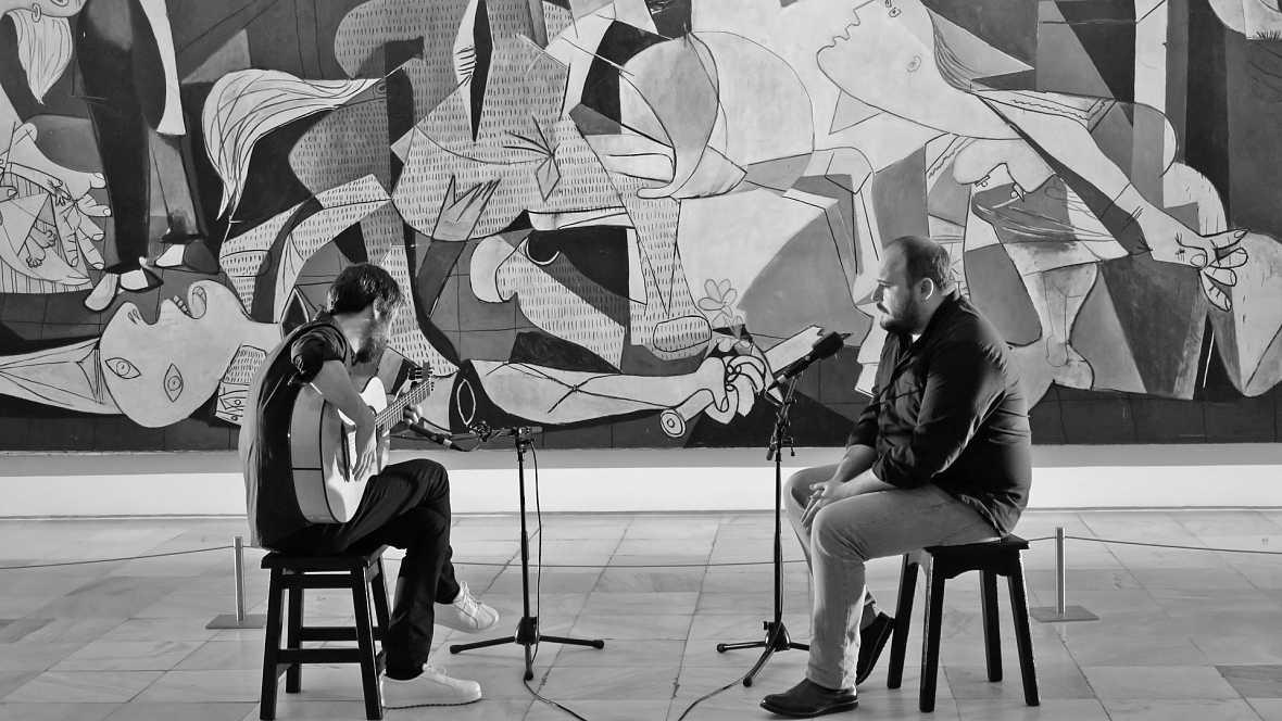 Suena Guernica - Niño de Elche, 'Lekeitio' - 10/05/17 - Ver ahora