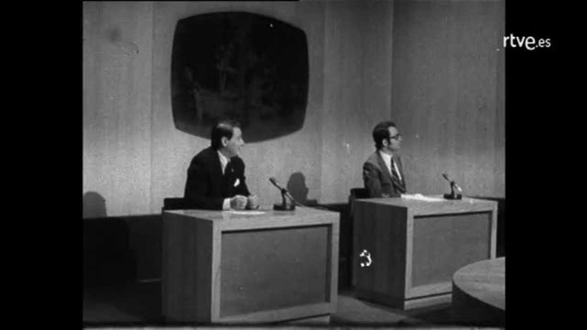Historia de TVE - Llega el Telediario