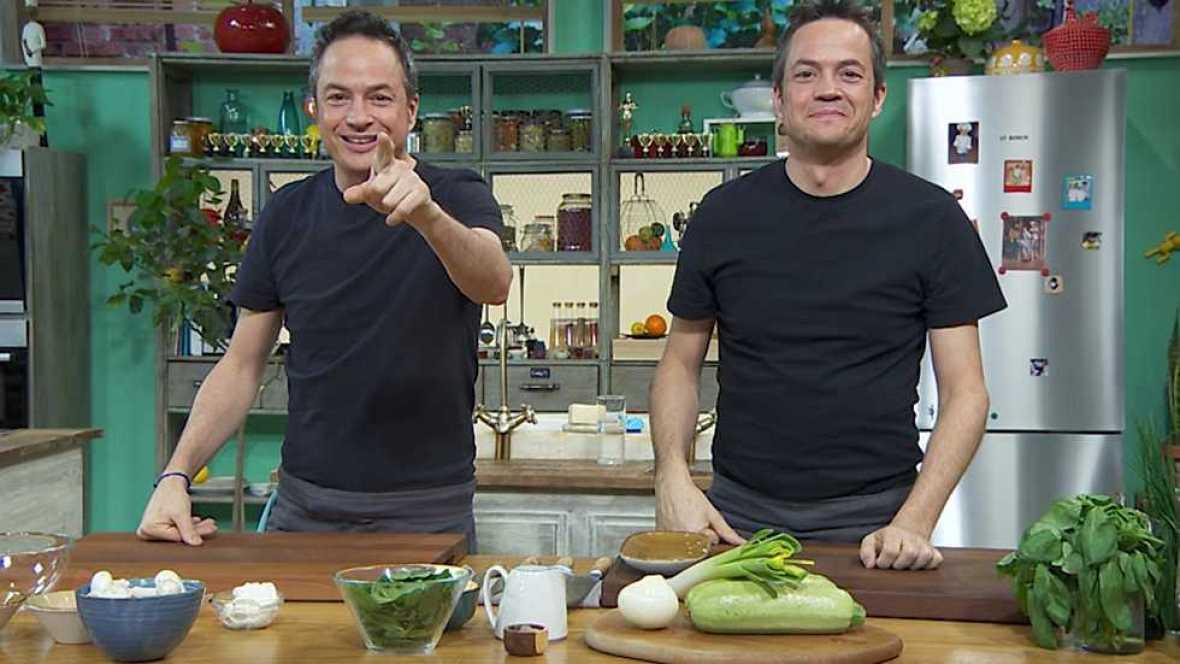 Torres en la cocina - Menú primaveral en 30 minutos - ver ahora