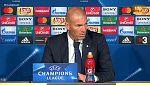 """Zidane: """"Todavía no hemos ganado nada"""""""