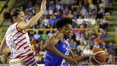 Baloncesto - Liga Española Femenina, Play off Final 3º partido: Perfumerías Avenida-Spar Citylift Girona