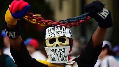 El Parlamento venezolano rechaza la convocatoria de Maduro a una Asamblea Constituyente