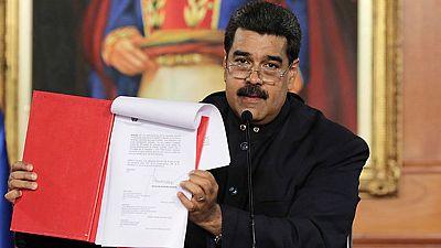 Nuevas movilizaciones contra el plan de Maduro de modificar la Constitución