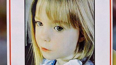 Se cumplen diez años de la desaparición de la niña Madeleine McCann