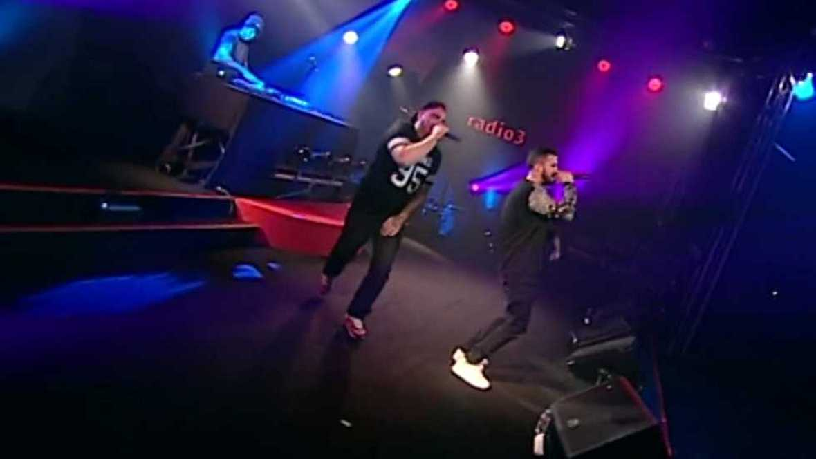 Los conciertos de Radio 3 - SHOTTA - ver ahora