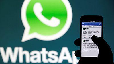 Tercer fallo en quince días de la popular aplicación de mensajería WhatsApp