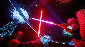 Se celebra en todo el planeta, un año más, el día de Star Wars