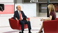 La tarde en 24 horas - Entrevista - 04/05/17 - ver ahora