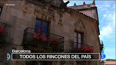 España Directo - Recorremos el poble espanyol de Barcelona