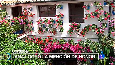 España Directo - Paseamos por los patios de Córdoba