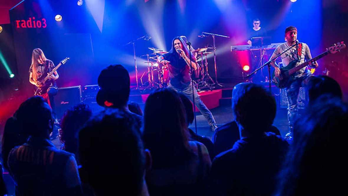 Los conciertos de Radio 3 - Dragonfly - ver ahora