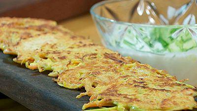 Torres en la cocina - Tortilla de verduras a la kama