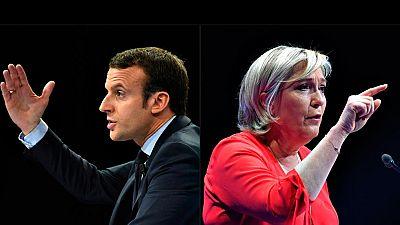 La elección entre Marine Le Pen y Emmanuel Macron será trascendental para el futuro de la Unión Europea