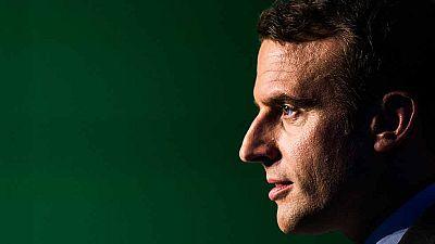 Arrecian los falsos rumores sobre Macron en redes sociales
