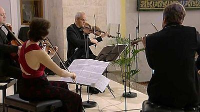 Los conciertos de La 2 - SMR CUENCA: Cuarteto Casals (programa 1) - ver ahora