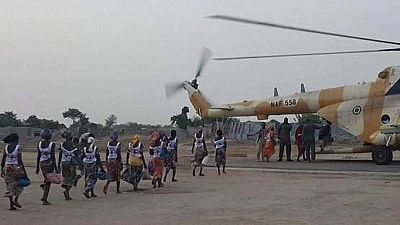 El gobierno de Nigeria ha confirmado la liberación de 82 niñas