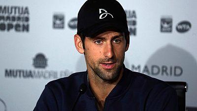 """El tenista serbio Novak Djokovic ha dado más detalles de la decisión de separarse de su equipo técnico y ha declarado que necesitaba dar """"un paso adelante""""."""