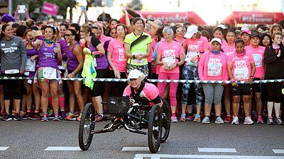 Se ha celebrado la ya tradicional Carrera de la Mujer