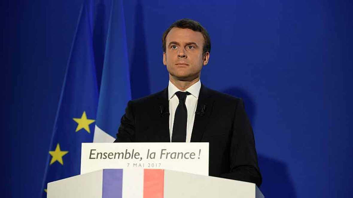 Macron, el absoluto desconocido que llegó a presidente de Francia