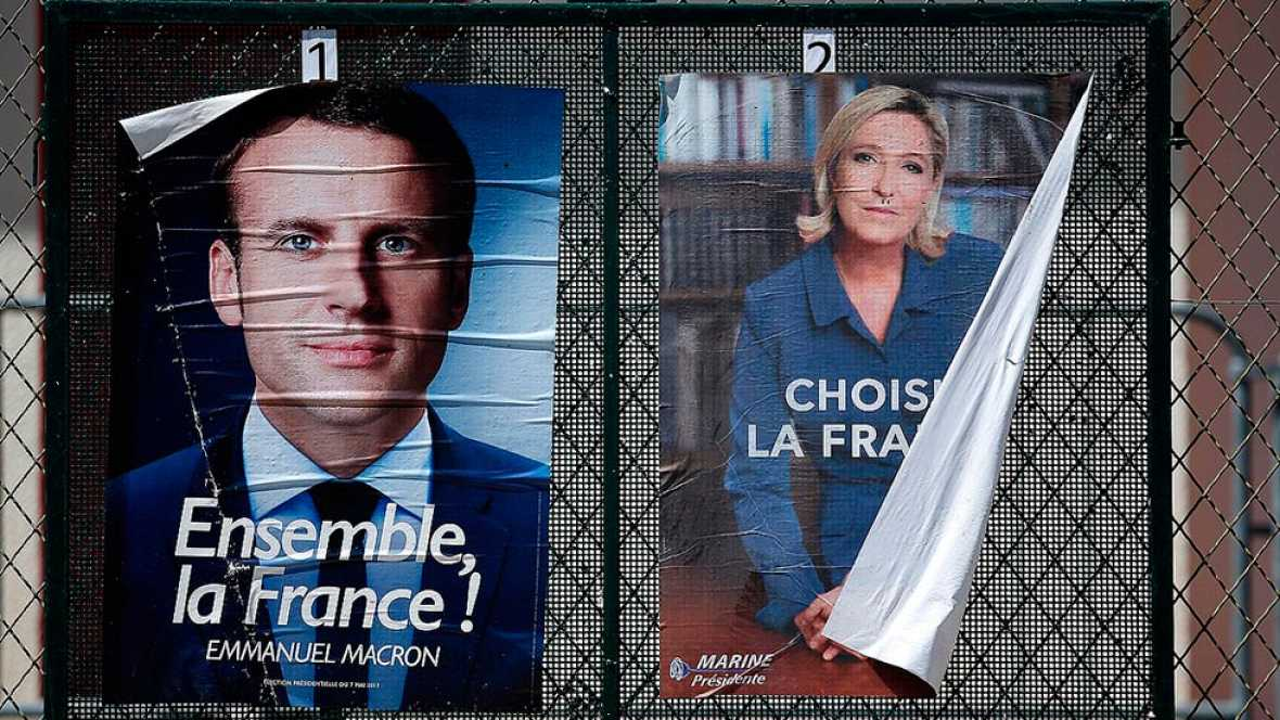 """Elecciones en Francia 2017 - Benoit Pellistrandi, sociólogo francés: """"Hay una fractura social que puede afectar a la armonía social del país"""""""