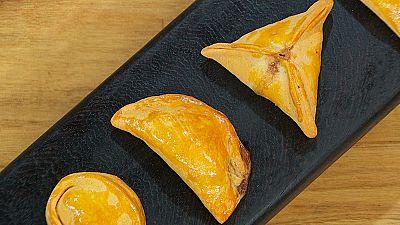 Torres en la cocina - Empanada de atún