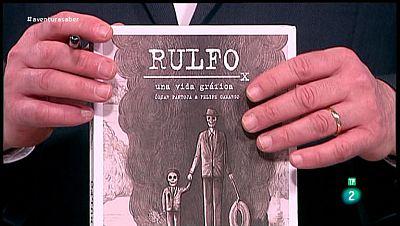 La Aventura del Saber. TVE. Sección 'Libros recomendados'. 'Rulfo, una vida gráfica' de Óscar Pantoja y Felipe Camargo.