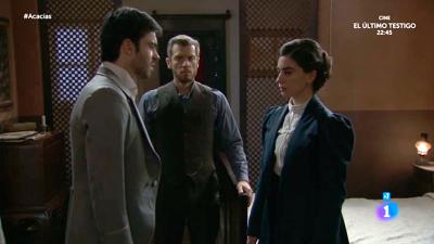 Acacias 38 - Fernando pide perdón a Teresa