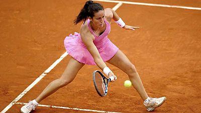 Tenis - WTA Mutua Madrid Open: B. Strycova - L. Arruabarrena - ver ahora