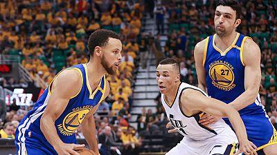 Los Warriors se clasifican para las finales del Oeste