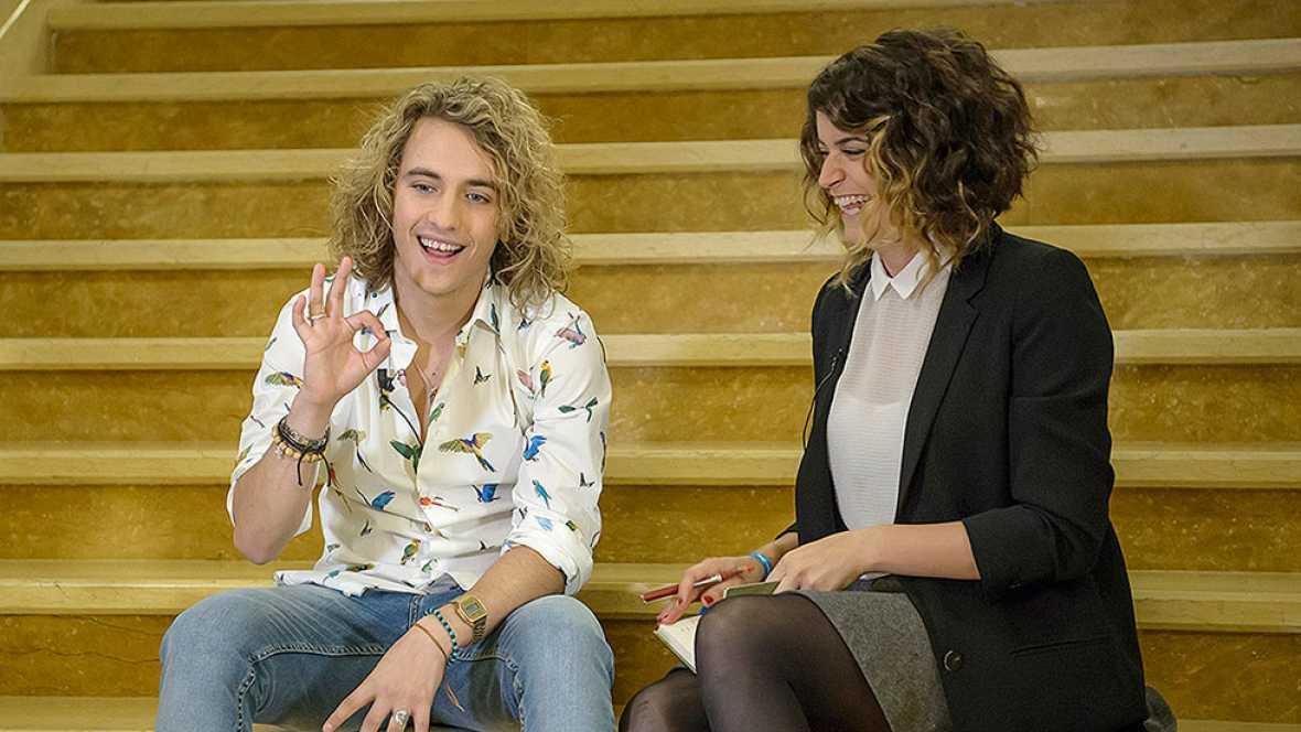 Eurovisión 2017: vuelve a ver el Spain Calling del #Eurojurado