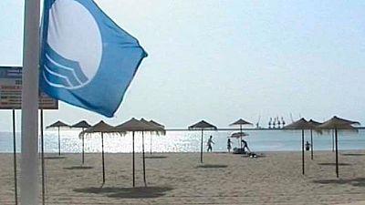 579 playas de España tendrán este verano bandera azul